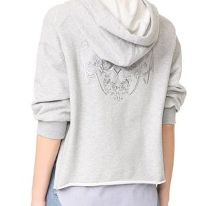 3.1 Phillip Lim Sweaters - 3:1 Phillips Lim French terry Hoodie NWT XSMALL